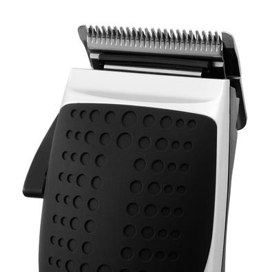 Cortador de Cabelo Multilaser 4 em 1, 220V, Branco - EB023