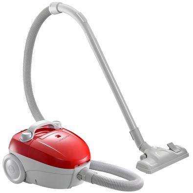 Aspirador de Pó Multilaser, 1400W, 110V, Vermelho - HO01