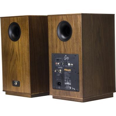Caixa de Som Klipsch The Sixes, Bluetooth, 2 x 100W - The Sixes
