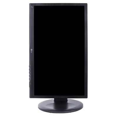 Monitor LG LED 21.5´, Full HD, IPS, HDMI, DisplayPort, Altura Ajustável - 22MP55PJ