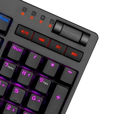 Teclado Mecânico Gamer Redragon Manyu K579 RGB, Switch Outemu Blue, ABNT2 - K579 RGB