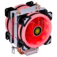 Cooler para Processador Vinik VX Gaming Blitzar, LED Vermelho, AMD/Intel - CP400