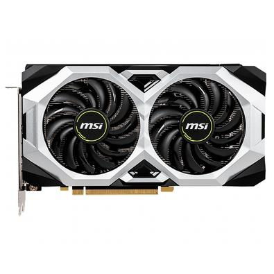 Placa de Vídeo MSI NVIDIA GeForce RTX 2060 Super Ventus GP OC, 8GB, GDDR6 - Geforce RTX 2060 Super Ventus GP OC