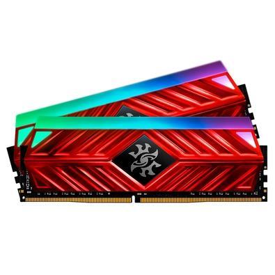 Memória Ram Xpg 16gb Kit(2x8gb) Ddr4 4133mhz Ax4u413338g19j-dr41 Adata