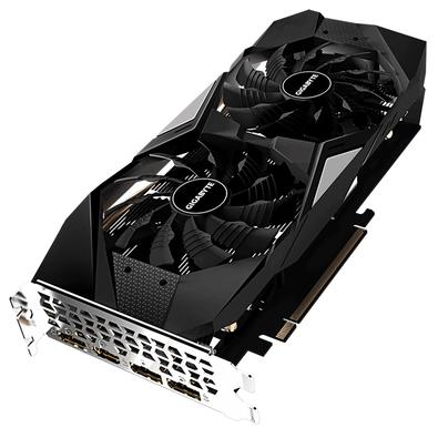 Placa de Vídeo Gigabyte NVIDIA GeForce RTX 2060 Windforce OC, 6GB, GDDR6, REV 2.0 - GV-N2060WF2OC-6GD (Rev 2.0)
