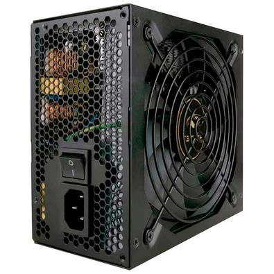 Fonte C3Tech PS-G500B, 500W, 80 Plus Bronze - PS-G500B