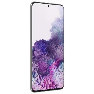Smartphone Samsung Galaxy S20, 128GB, 64MP, Tela 6.2´, Cosmic Gray + Capa Protetora - SM-G980FZAJZTO