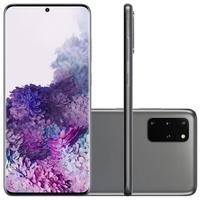 Smartphone Samsung Galaxy S20, 128GB, 64MP, Tela 6.2´, Cosmic Grey + Capa Protetora - SM-G980FZAJZTO
