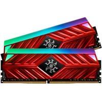 Memória XPG Spectrix D41, RGB, 32GB (2x16GB), 3200MHz, DDR4, CL16, Vermelho - AX4U3200316G16-DR41