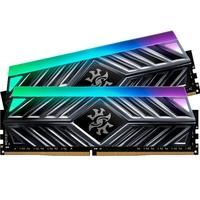 Memória XPG Spectrix D41, RGB, 16GB (2x8GB), 3200MHz, DDR4, CL16, Cinza - AX4U320038G16-DT41