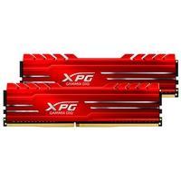 Memória XPG Gammix D10, 16GB (2x8GB), 3200MHz, CL16, Vermelho - AX4U320038G16A-DR10