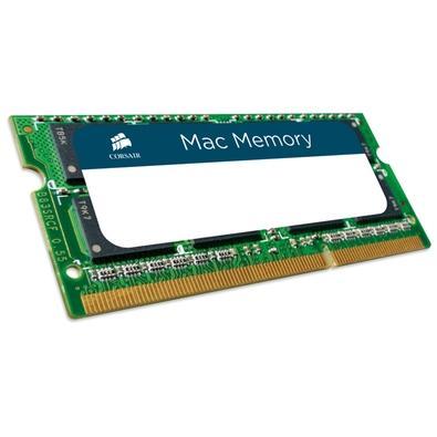 Memória Corsair Para MAC 4GB 1066Mhz DDR3 C7 - CMSA4GX3M1A1066C7