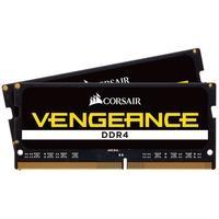 Memória Corsair Vengeance Para Notebook 32GB (2x16GB) 2666Mhz DDR4 C18 - CMSX32GX4M2A2666C18
