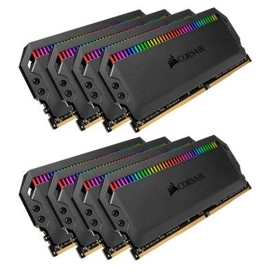 Memória Ram 64gb Kit(8x8gb) Ddr4 4000mhz Cmt64gx4m8x4000c19 Corsair