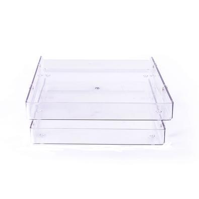 Caixa de Correspondência Dupla Menno, Cristal  - 2755-2393