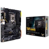 Placa-Mãe Asus TUF Gaming Z490-Plus (Wi-Fi), Intel LGA 1200, ATX, DDR4