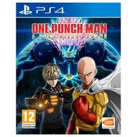 Game One Punch Man A Hero Nobody Knows PS4