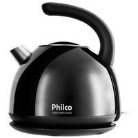 Chaleira Elétrica Philco Classic, 1.7 Litros, 220V, Preta - 53952014