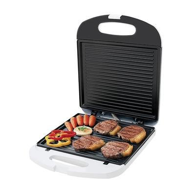 Grill e Sanduicheira Britânia Super Grill 3, 110V, Branco - 66701064