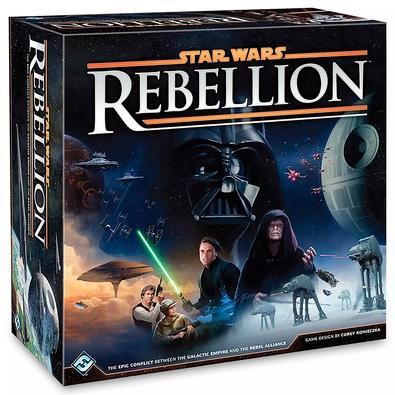 Jogo Star Wars: Rebellion - SWR001