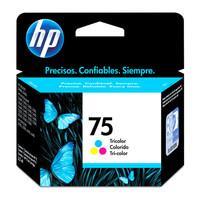 Cartucho de Tinta HP Colorido 75 - CB337WB