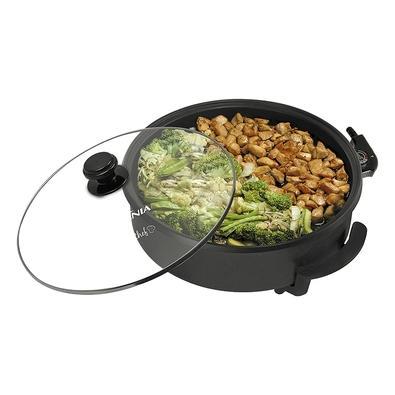 Panela Elétrica Britânia Cook Chef, 220V, Preta - 66402058