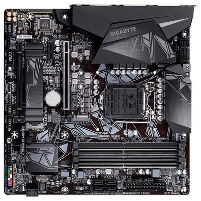 Placa-Mãe Gigabyte Z490M Gaming X, Intel LGA 1200, mATX, DDR4
