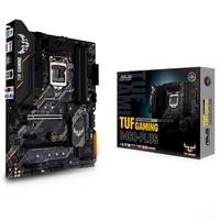 Placa-Mãe Asus TUF Gaming B460-Plus, Intel LGA 1200, ATX, DDR4