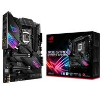 Placa-Mãe Asus ROG Strix Z490-E Gaming, Intel LGA 1200, ATX, DDR4