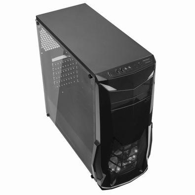 Computador Gamer Brazil PC Intel Core i7-8700, 8GB, 2TB, Linux - 45670