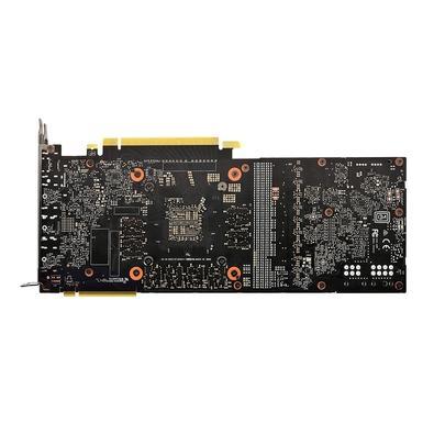 Placa de Vídeo EVGA NVIDIA GeForce RTX 2070 Super Gaming, 8GB, GDDR6 - 08G-P4-3070-KR