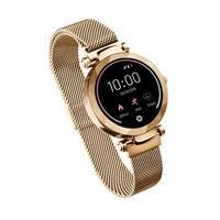 Smartwatch Atrio Dubai, Bluetooth, Monitor Cardíaco, À Prova d´Água, Dourado - ES266