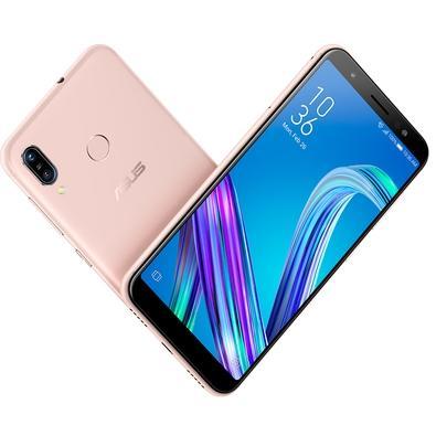 Smartphone Asus Zenfone Max M3, 64GB, 13MP, Tela 5.5´, Dourado - ZB555KL-4G165BR