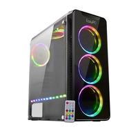 Computador Gamer EasyPC Intel Core i5-3470, 8GB, 2TB, NVIDIA GTX 1050 TI, Linux - 33693