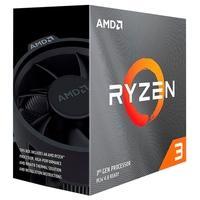 Processador AMD Ryzen 3 3100, Cache 18MB, 3.9Ghz, AM4 - 100-100000284BOX