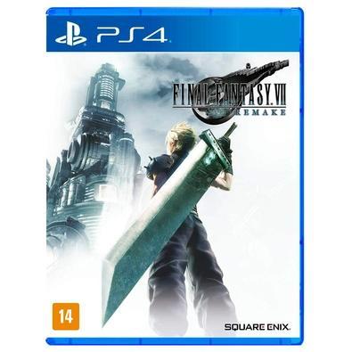 Jogo Final Fantasy Vii: Remake - Playstation 4 - Square Enix
