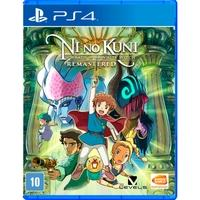 Game Ni no Kuni: Wrath of the White Witch Remastered PS4