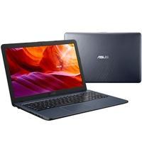Notebook Asus Vivobook Intel Core i5-6200U, 8GB, 1TB, Windows 10 Home, 15.6´, Cinza Escuro - X543UA-GO3091T