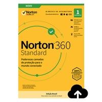Norton Antivirus 360 Standard ND 10GB para 1 Dispositivo - Digital para Download - 21405637