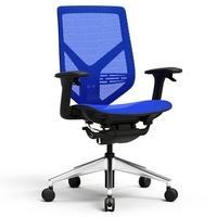 Cadeira de Escritório DT3 Office Zephyr Blue - 11165-4