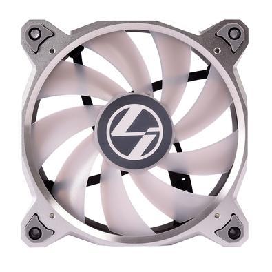 Cooler FAN Lian Li Bora Lite Silver, 120mm, RGB - BR LITE 120-3 SILVER