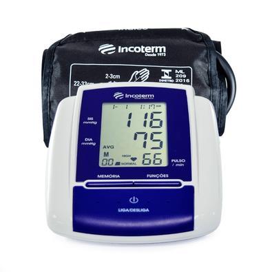 Medidor de Pressão Digital de Braço Incoterm MB050 - S-ESF-0400.00