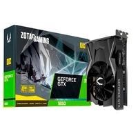 Placa de Vídeo Zotac Gaming NVIDIA GeForce GTX 1650 OC, 4GB, GDDR6 - ZT-T16520F-10L