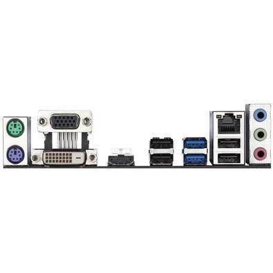 Placa-Mãe Gigabyte H410M S2H, Intel LGA1200, Micro ATX, DDR4