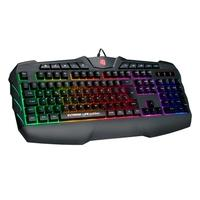 Teclado Mecânico Gamer ELG Pulse Fire, LED Rainbow, Switch Cherry Blue, ABNT2 - TGHMPF