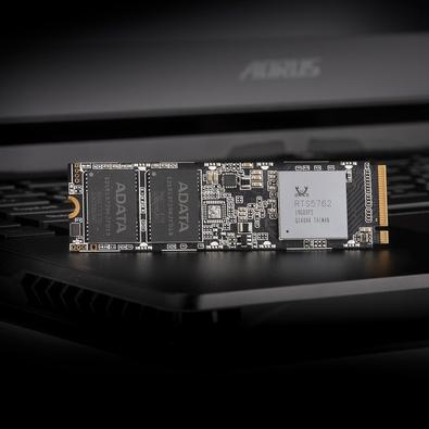 SSD XPG SX8100, 1TB, M.2, PCIe, Leituras: 3500MB/s e Gravações: 3000MB/s - ASX8100NP-1TT-C