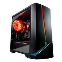 Computador Gamer G-Fire AMD Ryzen 3 3300X, 8GB, SSD 120GB, Ryzen RX 550 2GB, Linux - HTG-R701