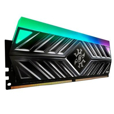 Memória XPG Spectrix D41 X TUF Gaming 8GB (1x8GB), 3200MHz, DDR4, CL16 - AX4U320038G16-SB41