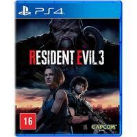 Game Resident Evil 3 PS4