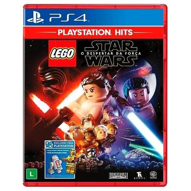 Game Lego Star Wars PS Hits PS4